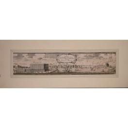 18th Cent. Print Sweden, Stockholm, Royal Palace.