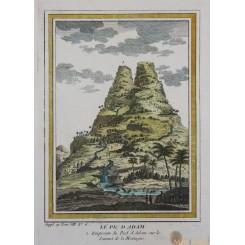 ADAM'S PEAK - CEYLON – SKI LANCA - ALTEN STICH VON BELLIN PRINT 1750