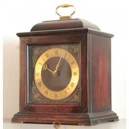 Fine English vintage bracket Clock in good condition.