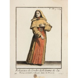 Ordre de N. Dame L'Histoire desordres Pierre Helyot 1714