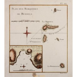 Marquesas Islands, French Polynesia, James Cook 1780