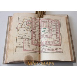Atlas 1810 Atlas of Ancient and Modern Geography 32 maps / Delalain