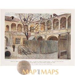 U Zlateho Stromu Old Town of Prague Czech Republic 1902